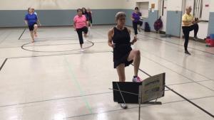 2019 Women's Fitness Fun 50+ Cardio