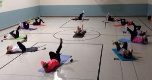 Women's Fitness Fun 50+ Abs & Core