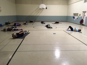 Women's Fitness Fun 50+ Floor Stretch